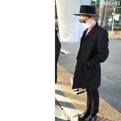 G-Dragon - Incheon Airport - 28jan2015 - a081813 - 03