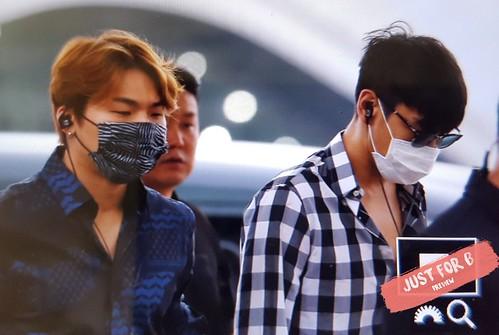 BIGBANG departure Seoul to Macao 2016-09-03 (19)
