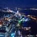 night scene of Kanmon Channel by peaceful-jp-scenery