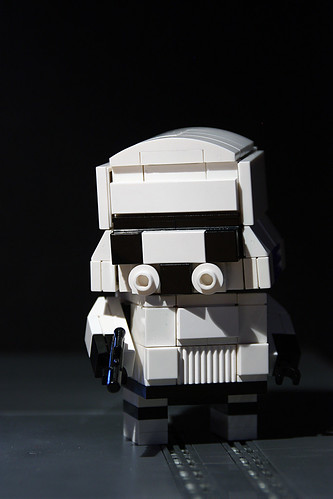 Stormtrooper, by seb Toutouille, on Flickr