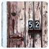 52. #closeup view of the last post.  #doors #52 #peelingpaint #peelporn #peeling #all_is_abandoned #trb_members1 #grimelords #rustlord_texturaunique_ #visitvictoria #Linton #olympus #olympusomd #omdem5