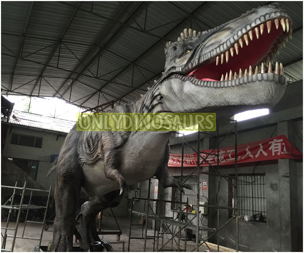 Animatronic T-Rex on Sale