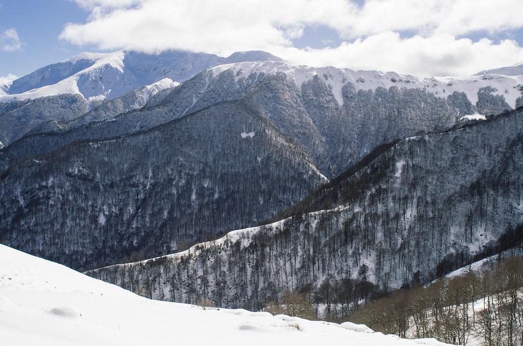 GR10 - du pic d'Orhi au pic d'Anie - Carnet de voyage au Pays basque
