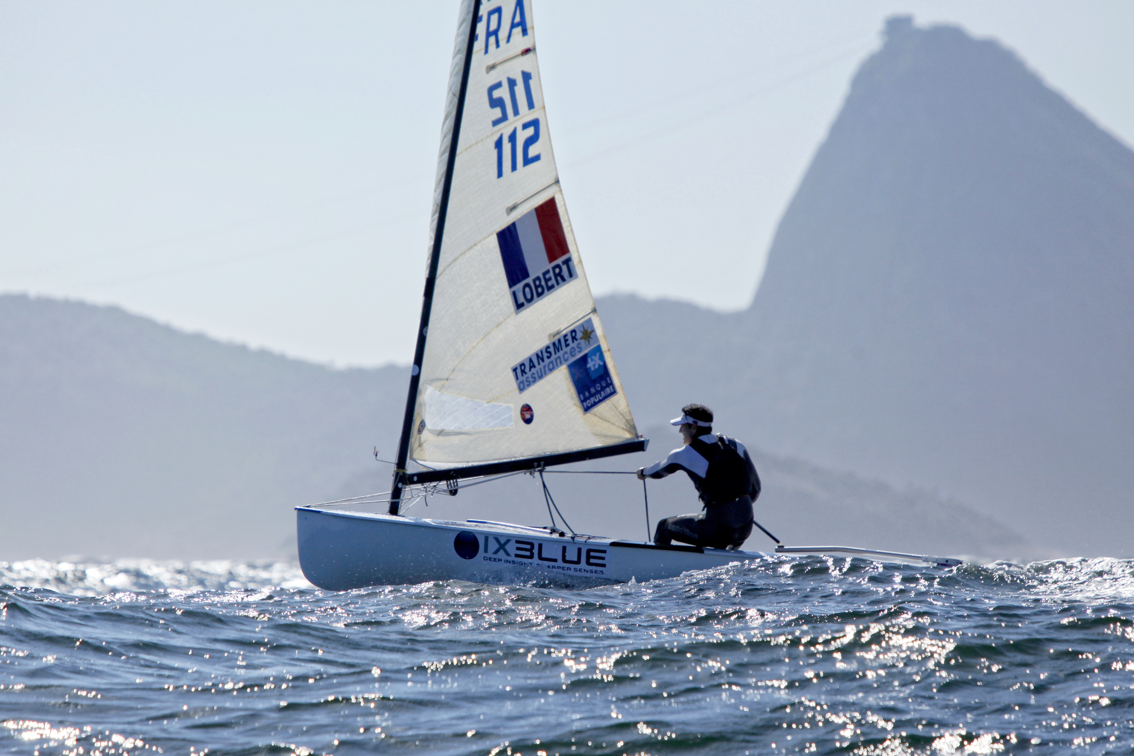 Test-Event Rio 2015 - Jonathan Lobert_Copyright C. Launay-FFVoile