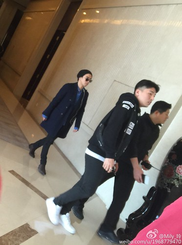 Big Bang - Fuzhou Airport - 29mar2015 - Seung Ri - Mily_玲 - 01