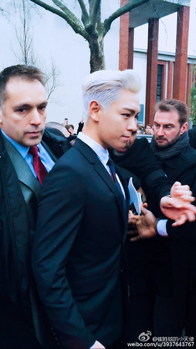 TOP - Dior Homme Fashion Show - 23jan2016 - 3937643767 - 03