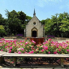:mag_right: St. Joan of Arc Chapel in 360 degrees. Click the link in our bio.