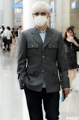 BIGBANG TOP departure Seoul ICN 2015-08-07 by pozic (2)