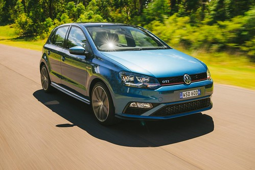 2015 Volkswagen Polo GTi - First Drive