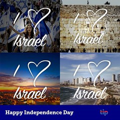 In 67 years, Israel has truly built an amazing country.