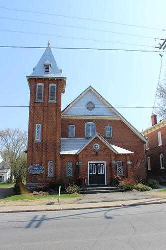 ontario canada church catholic église on