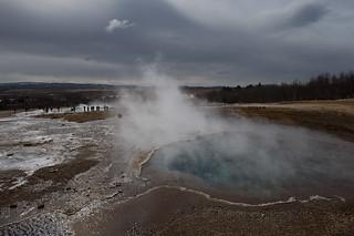 Geothermalgebiet Haukadalur, Blesi | Roland Krinner