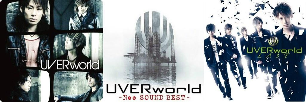 Você Conhece? UVERworld, a Banda das Animesongs mais Delícias da Atualidade!