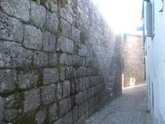 Muralha da Cidade e Porta Del Rei