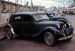 automobile, vehicle, citroã«n traction avant, antique car, classic car, vintage car, land vehicle, motor vehicle, classic,
