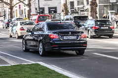 Russia (St. Petersburg) - BMW 530i E60