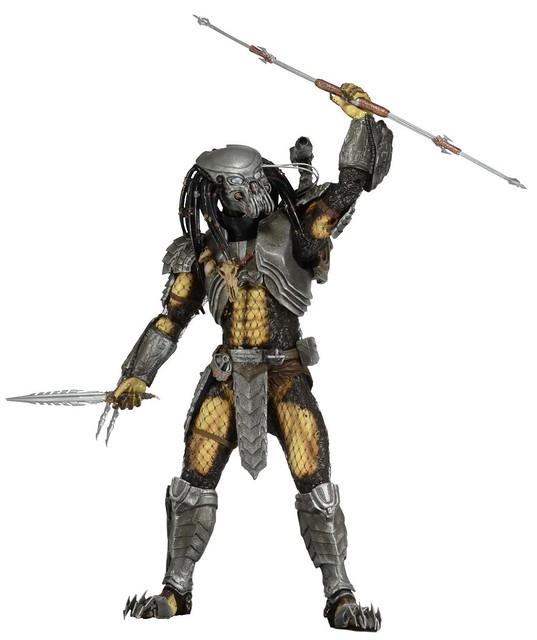 NECA 第十四彈終極戰士【異形戰場】Alien vs. Predator 7 吋人偶作品