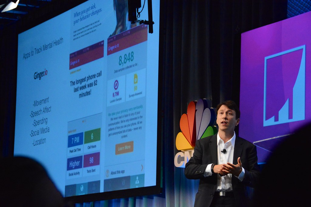 "Health & Medicine, Daniel Kraft, Executive Director, Exponential Medicine. Bob Pisani, Editor, CNBC ""On-Air-Stocks""...Exponential Finance 2015 hosted by Singularity University"