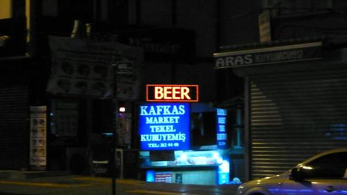 Ankara, Kafkas Market