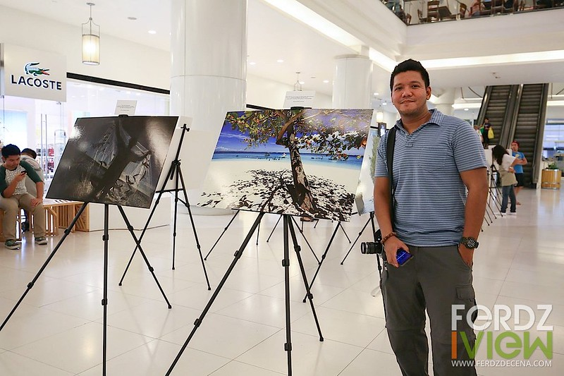 The first exhibit in Manila at Eastwood libis