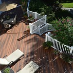 DuraLife Brazilian Cherry decking installed by WK Remodeling, wkremodeling@yahoo.com