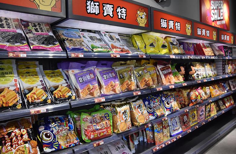 台中獅賣特即期良品進口零食餅乾泡麵05