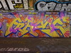 Frame graffiti, Leake Street