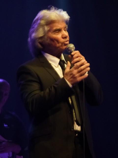 Daniel Guichard - Bourse du Travail, Lyon (2015)