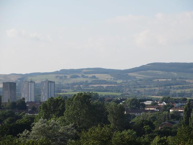 Glasgow hills