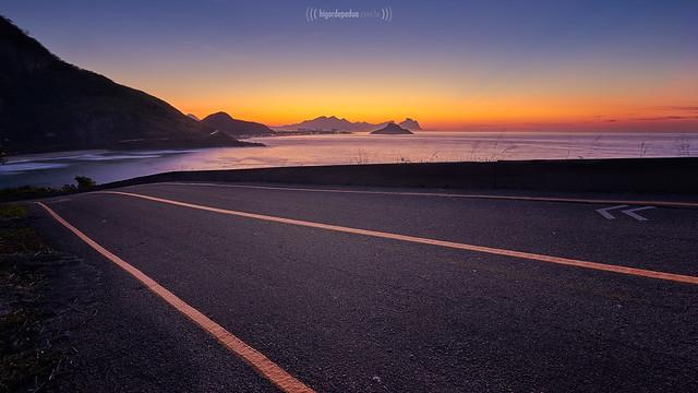 Sunrise @ Prainha - #RiodeJaneiro #Brazil