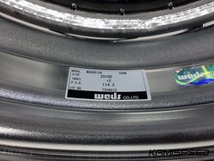 Maverick 709M by Weds Wheels