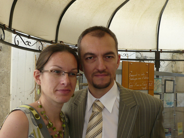 Notre mariage, Panasonic DMC-FX30