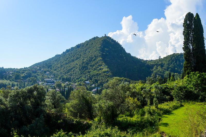 Novy Afon, Abkhazia