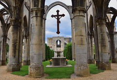 Abbaye d'Ourscamp (Oise) - Photo of Nampcel
