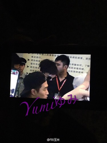 Big Bang - Guangzhou Airport - 01jun2015 - yumi69 - 01
