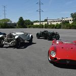 Great Drivers: Caracciola, Nuvolari, Moss! Demo Day
