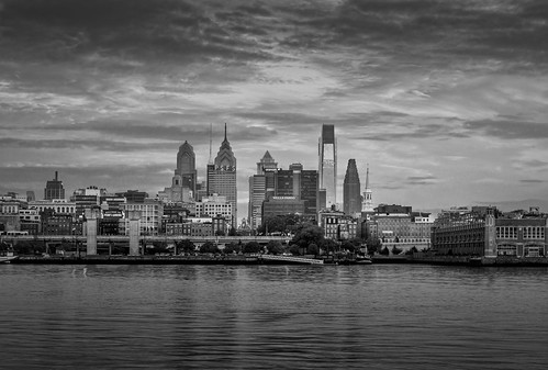 Philadelphia from Afar by Geoff Livingston