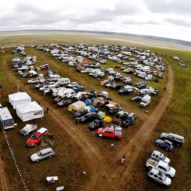 Camp TCT - Toyota Magazine Overland Expo 2015