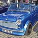 Oldtimertreffen Altentreptow 2015 - Mini Cooper Cabrio Tuning
