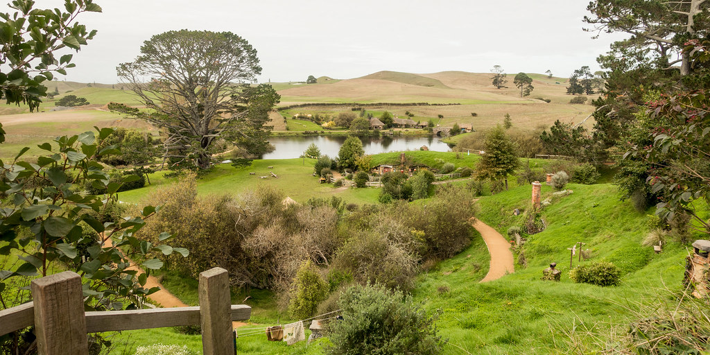 Hobbiton, Middle Earth
