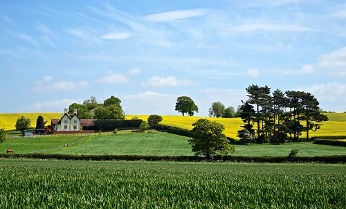 Oxton Grange Farm........