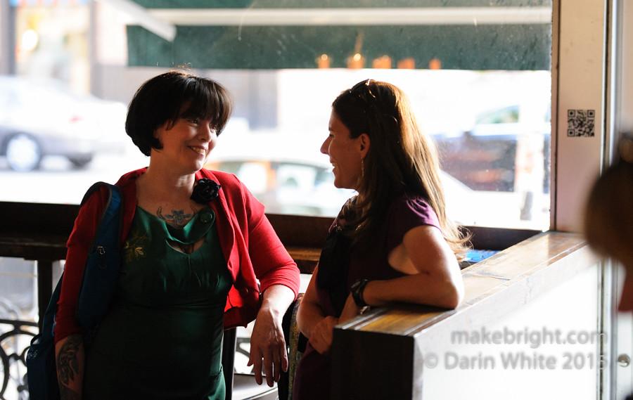 Nancy Forde at DVLB - May 2015 033