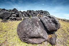 Day 4, Rapa Nui (Easter Island), Chile, fall 2015.