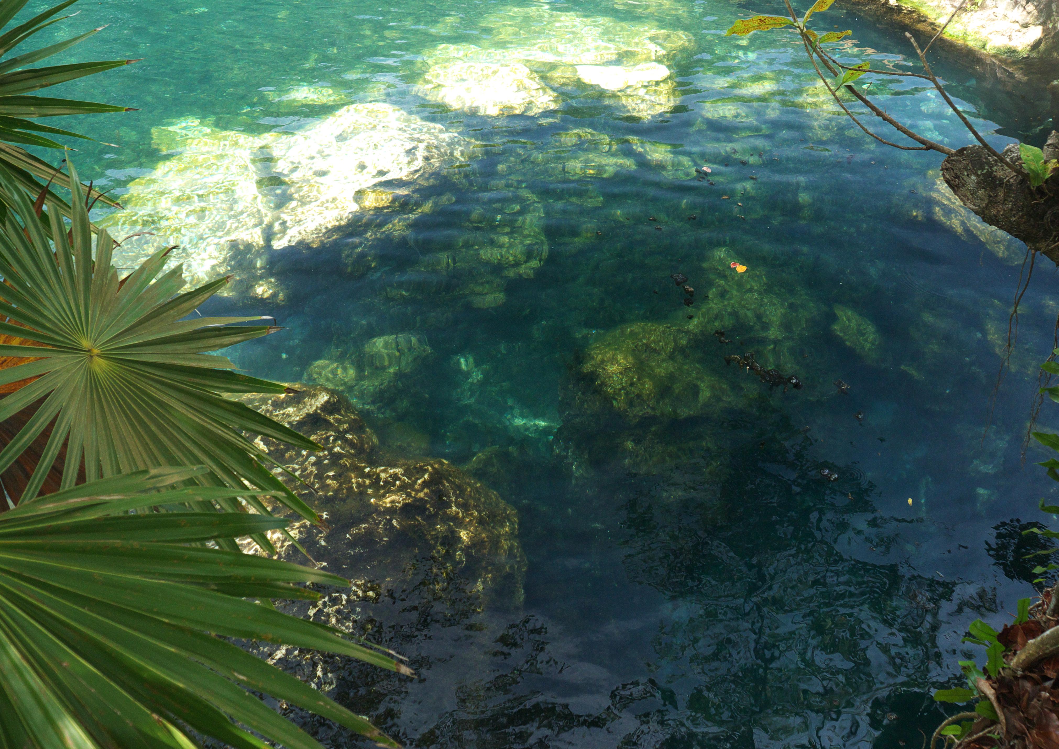 Cenote Caracol