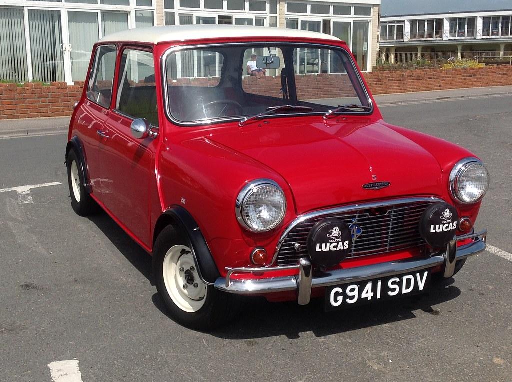 Austin Mini Cooper S Pretty Mini Not An Original Cooper S Flickr