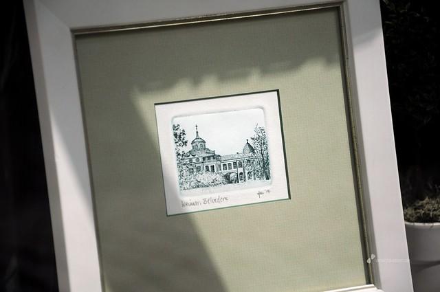 Weimar - Zeichnung
