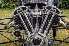 Morgan 3 Wheel Motor