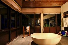 Tub. Ocean Villa. Batu Batu Resort