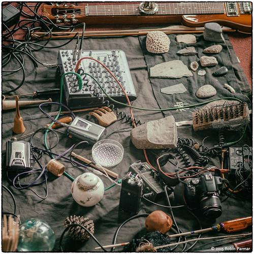 Danny McCarthy's instruments