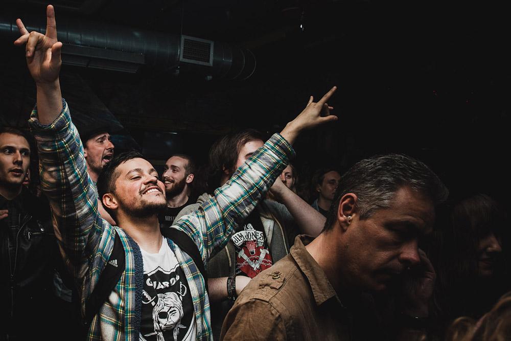 God Damn @ Shacklewell Arms, London 06/05/15